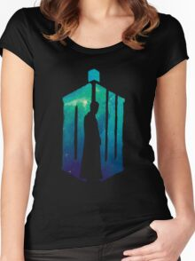 Dr Who - 10th  Women's Fitted Scoop T-Shirt