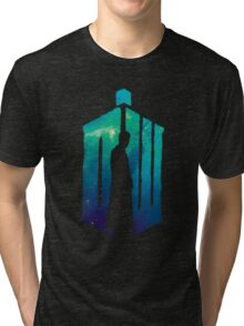 Dr Who - 10th  Tri-blend T-Shirt