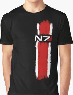 N7 - Mass Effect Graphic T-Shirt