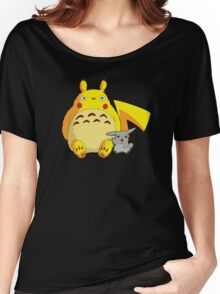 Totorotchu & Pikaro  Women's Relaxed Fit T-Shirt
