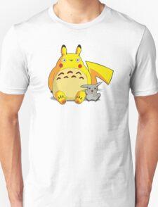 Totorotchu & Pikaro  Unisex T-Shirt
