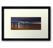 Henley Jetty Framed Print