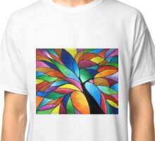 Rainbow Tree Classic T-Shirt