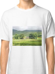 Countrylife near Mount Snowdon Classic T-Shirt