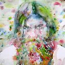 RASPUTIN - watercolor portrait.3 by lautir