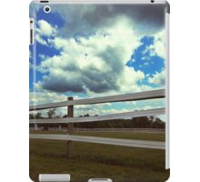Country Fence iPad Case/Skin