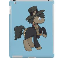 4th Doctor Whooves iPad Case/Skin