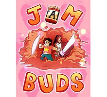 Jam Buds! Photographic Print