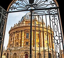 Radcliffe Camera by eddiechui