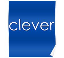"""Clever - """"Clever&Smart"""" Part 1 Poster"""