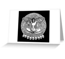 Death Angel Greeting Card