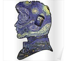 doctor who van gogh Poster