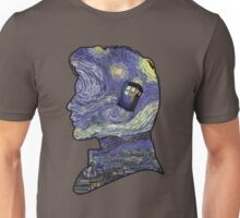 doctor who van gogh Unisex T-Shirt