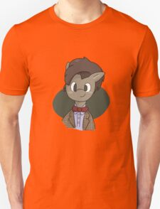 11th Doctor whooves Unisex T-Shirt
