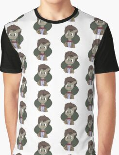 11th Doctor whooves Graphic T-Shirt