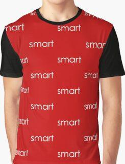 "Smart - ""Clever&Smart"" Part 2 Graphic T-Shirt"