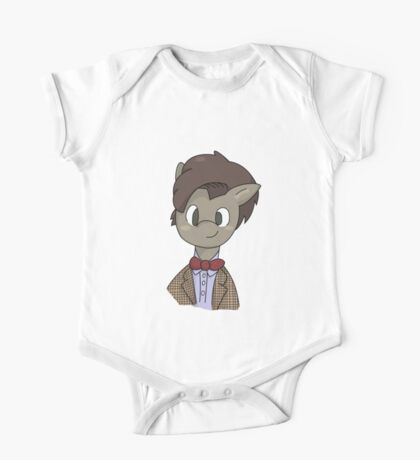 11th Doctor whooves One Piece - Short Sleeve