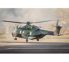 RAN MRH-90 Takeoff Photographic Print