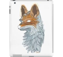 Artic fox iPad Case/Skin