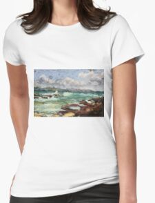 Spoonies Bay, Bonny Hills Womens Fitted T-Shirt