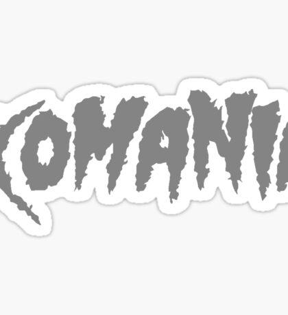 KO-MANIA Sticker