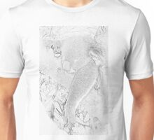 Lazy Koala Unisex T-Shirt