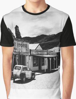 Belfast Store Graphic T-Shirt