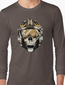 Star Wars Rebel Helm Long Sleeve T-Shirt