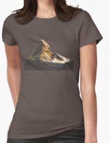 The Matterhorn Womens Fitted T-Shirt