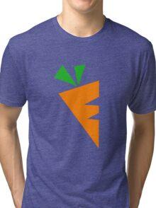 Flat Carrot Tri-blend T-Shirt