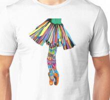 Happy Ballerina Unisex T-Shirt