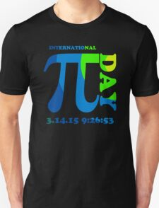 International Pi Day T-Shirt