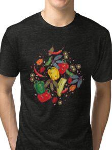 Hot & spicy! Tri-blend T-Shirt