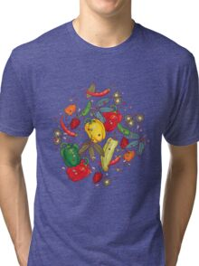 Hot & spicy! Tri-blend T-Shirt