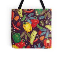 Hot & spicy! Tote Bag
