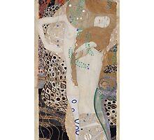 Gustav Klimt  - Water Serpents Photographic Print