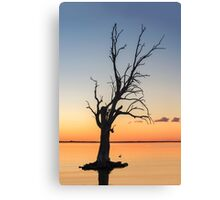 Sunset Lake **SPECIAL OFFER ** Canvas Print