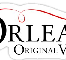 The Originals - New Orleans Original Vampire Sticker