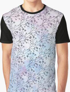 floral /Agat/ Graphic T-Shirt