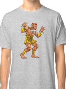 Dhalsim - indian fighter Classic T-Shirt