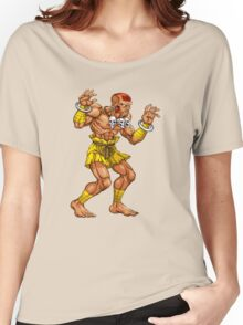 Dhalsim - indian fighter Women's Relaxed Fit T-Shirt