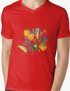 hot & spicy 2 Mens V-Neck T-Shirt