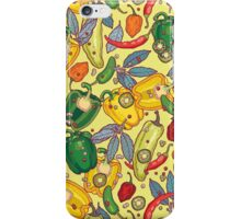 hot & spicy 2 iPhone Case/Skin