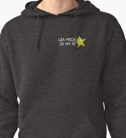 Lea Michele is my fave 2 Pullover Hoodie