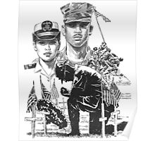 United States Armed Forces Poster