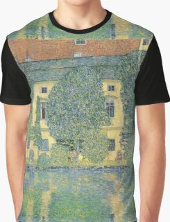 Klimt - The Schloss Kammer On The Attersee Iii Graphic T-Shirt