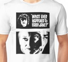 WHAT EVER HAPPENED TO BABY JEAN? Unisex T-Shirt