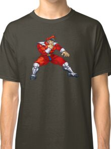 Mr. Bison - special guest fighter Classic T-Shirt