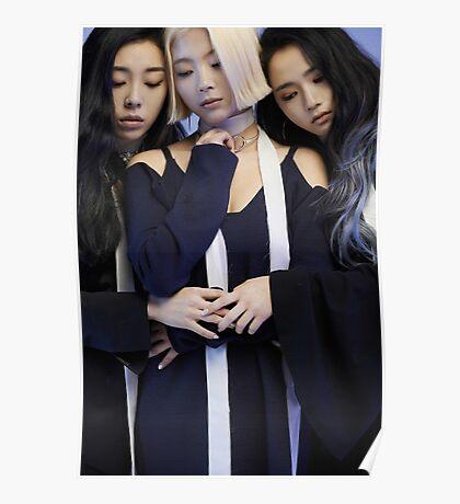 Kpop Girls Poster