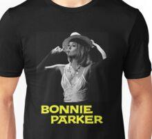 BONNIE PARKER (BONNIE AND CLYDE) Unisex T-Shirt